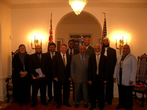 AMCRAN Board Members Meet with Australian Ambassador to the US
