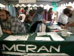 AMCRAN Stall at MEEF 2005