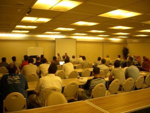 Sedition Laws Seminar, conducted by Ben Saul